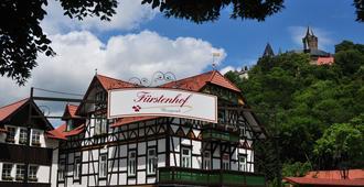 Hotel Fürstenhof Wernigerode - Wernigerode - Building