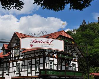 ホテル フュルステンホフ ウェルニゲローデ - ヴェルニゲローデ - 建物