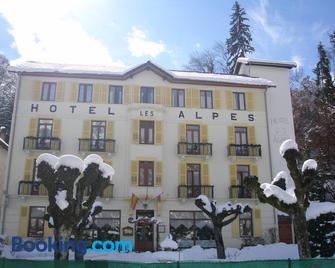 Hotel des Alpes - Brides-les-Bains - Building