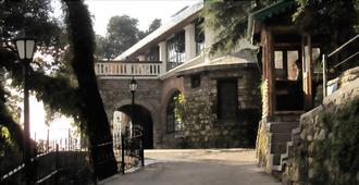 Rokeby Manor - Mussoorie - Bâtiment