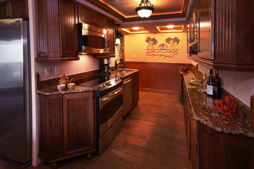 Biscayne Suites - Ocean City - Kitchen