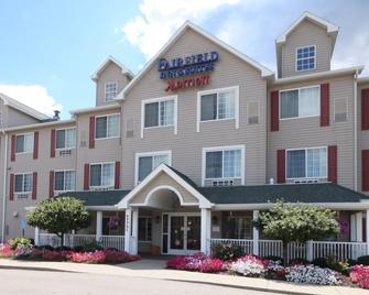 Fairfield Inn & Suites by Marriott Wheeling-St. Clairsville, OH - Saint Clairsville - Building