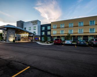 Fairfield Inn & Suites by Marriott St. Joseph Stevensville - Stevensville - Building