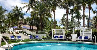 Cadillac Hotel & Beach Club, Autograph Collection - Miami Beach - Piscina