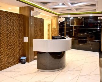Hotel Zorba - Bhuj - Receptie