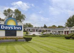 Days Inn by Wyndham Middletown - New Hampton - Bangunan