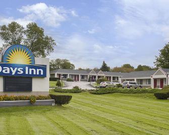 Days Inn by Wyndham Middletown - New Hampton - Edificio