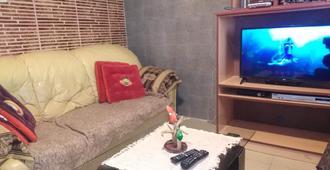 Kantu Inn - Machupicchu - Machu Picchu - Living room
