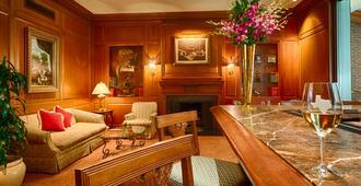 休斯頓俱樂部溫泉酒店 - 休士頓 - 休士頓 - 酒吧