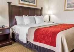 Comfort Inn Somerset - Somerset - Bedroom