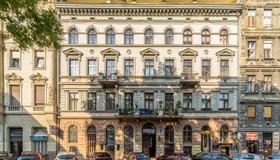 Silver Hotel Budapest City Center - Budapest - Rakennus
