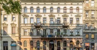 Silver Hotel Budapest City Center - בודפשט - בניין