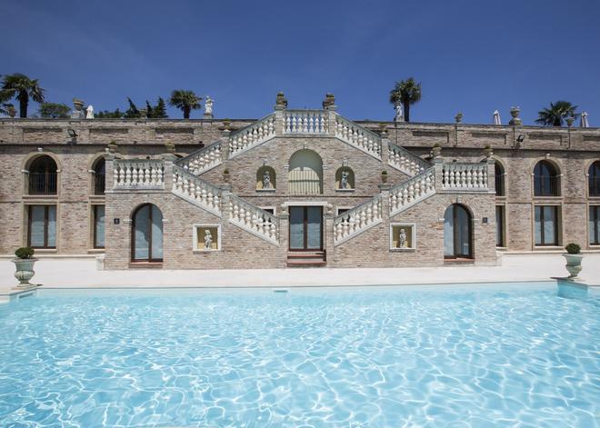 Villa Cattani Stuart - Pesaro - Uima-allas