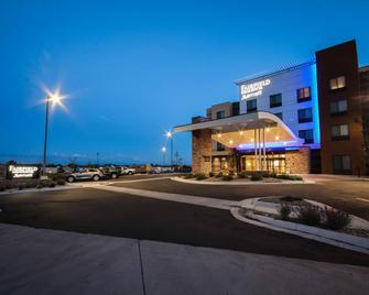 Fairfield Inn & Suites by Marriott Denver Northeast/Brighton - Brighton - Gebäude