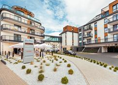 Bel Mare Resort - Międzyzdroje - Außenansicht