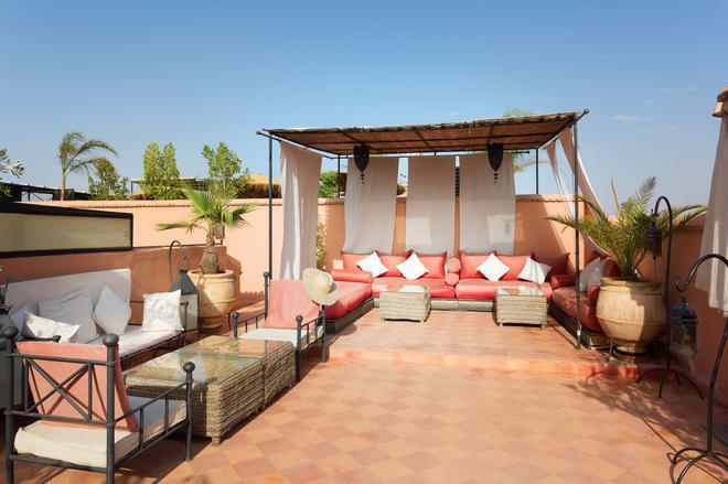 Riad Les Rêves d'Amélie - Marrakesh - Patio