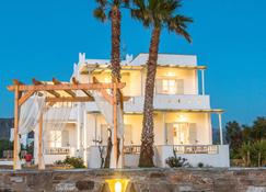 Ktima Bianco - Naxos - Edificio