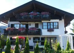 Hotel Rosenhof - Ruhpolding - Rakennus
