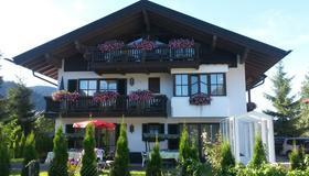 Hotel Rosenhof - Ruhpolding - Κτίριο