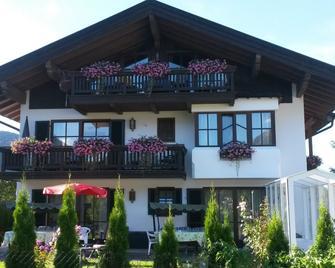 Hotel Rosenhof - Ruhpolding - Building