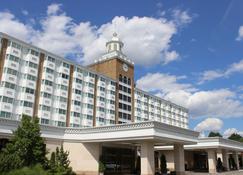 The Garden City Hotel - Garden City - Bangunan