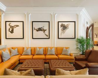 The Garden City Hotel - Garden City - Lounge