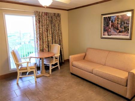 Avondale by the Sea Motel - Cape May - Living room