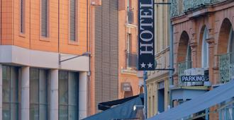 Hôtel Royal Wilson - Toulouse - Pemandangan luar