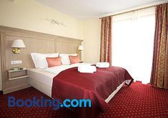 雷布斯托克酒店 - 巴登巴登 - 巴登-巴登 - 臥室