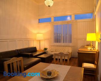 Halte Sint-Gerlach Holiday Home - Berg - Living room