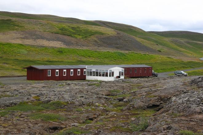 Hlíd Hostel - Reykjahlid - Building