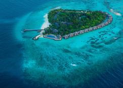 Taj Coral Reef Resort & Spa Maldives - Hembadhoo - Building