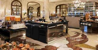 Hôtel Barrière Le Normandy Deauville - Deauville - Restaurante