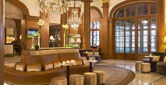 Hôtel Barrière Le Normandy Deauville - Deauville - Lobi