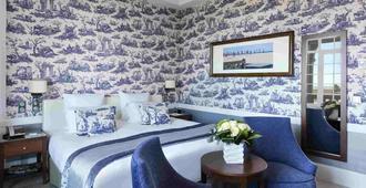 Hôtel Barrière Le Normandy Deauville - Deauville - Bedroom