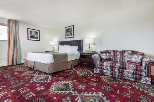 Travelodge by Wyndham Laramie - Laramie - Phòng ngủ