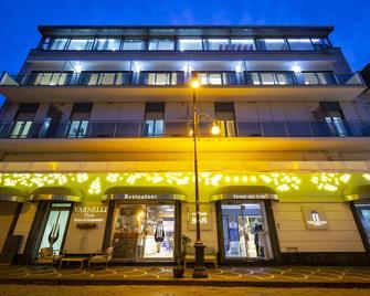 Hotel Del Sole - Pompeia - Edifício