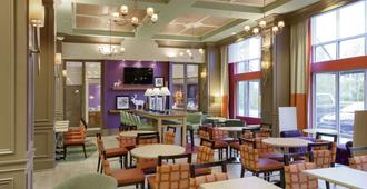 Hampton Inn & Suites Raleigh-Durham Airport-Brier Creek - Raleigh - Restaurant