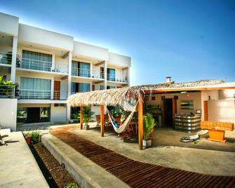 El Hueco Villas - Lobitos - Edificio