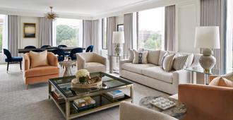 Four Seasons Hotel Washington D.C. - Washington - Living room