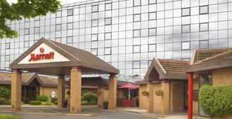 Newcastle Gateshead Marriott Hotel MetroCentre - Newcastle-upon-Tyne - Edificio