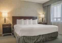 Quality Suites - London - Phòng ngủ