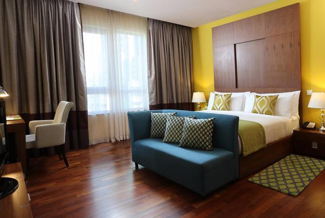Ramada by Wyndham Downtown Dubai - Dubai - Bedroom