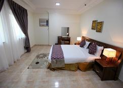 Address Tower Hotel - Al Jubail - Bedroom