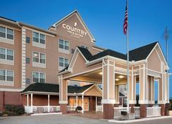 肯塔基州鮑靈格林卡爾森鄉村套房酒店 - 博凌格林 - 博林格林 - 建築