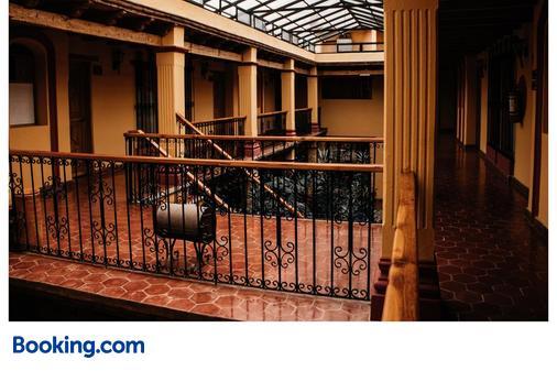 Hotel Diego de Mazariegos - San Cristóbal de las Casas - Hallway