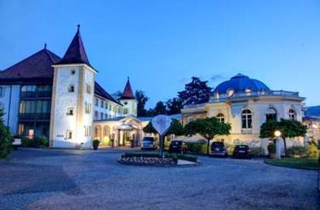 Grand Hôtel et Centre Thermal - Yverdon-les-Bains - Edificio