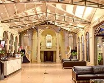 Grand Hôtel et Centre Thermal - Yverdon-les-Bains - Lobby