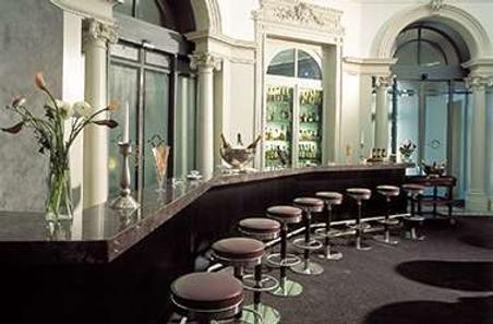 Grand Hôtel et Centre Thermal - Yverdon-les-Bains - Bar