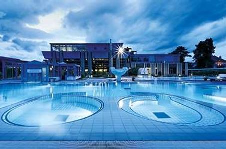 Grand Hôtel et Centre Thermal - Yverdon-les-Bains - Pool